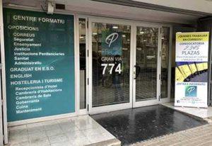 Prepárate en un centro de formación consolidado en Barcelona